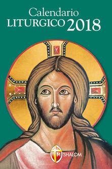 Listadelpopolo.it Calendario liturgico 2018 Image