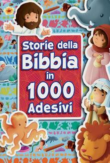 Radiospeed.it Storie della Bibbia in 1000 adesivi Image