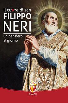 Criticalwinenotav.it Il cuore di San Filippo Neri. Un pensiero al giorno Image