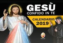 Calendario A Strappo.Gesu Confido In Te Calendario A Strappo 2019 Libro