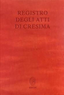 Registro degli atti di Cresima.pdf