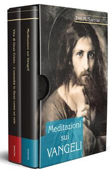 Lpgcsostenible.es Vita di Gesù Cristo. L'umanità in Gesù come un velo-Meditazioni sui Vangeli Image