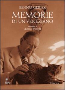 Memorie di un veneziano