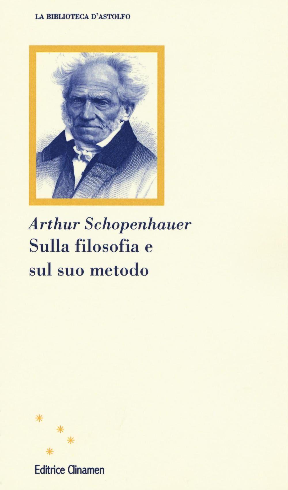 Sulla filosofia e sul suo metodo