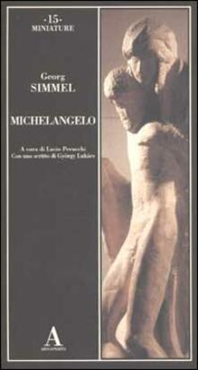 Michelangelo - Georg Simmel - copertina