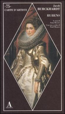Rubens - Jacob Burckhardt - copertina