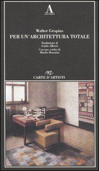 Per un'architettura totale