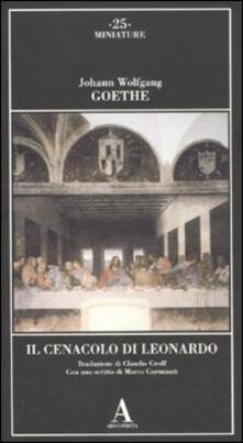 Antondemarirreguera.es Il Cenacolo di Leonardo Image
