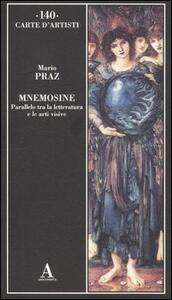 Mnemosine. Parallelo tra la letteratura e le arti visive