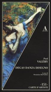 Degas danza disegno