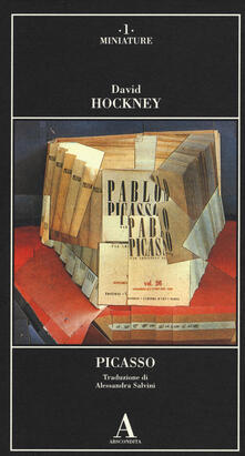 Picasso - David Hockney - copertina