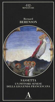 Premioquesti.it Sassetta. Un pittore senese della leggenda francescana Image