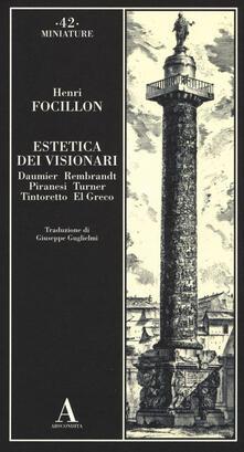 Cefalufilmfestival.it Estetica dei visionari. Daumier, Rembrandt, Piranesi, Turner, Tintoretto, El Greco Image