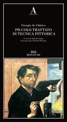 Fondazionesergioperlamusica.it Piccolo trattato di tecnica pittorica Image
