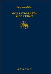 Oceanografica del tedio