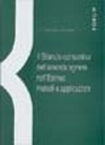 Il bilancio consuntivo dell'azienda agraria nell'estimo: metodi e applicazioni