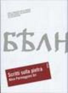 Criticalwinenotav.it Scritti sulla pietra. Voci e immagini dalla Bosnia ed Erzegovina fra medioevo ed età moderna Image