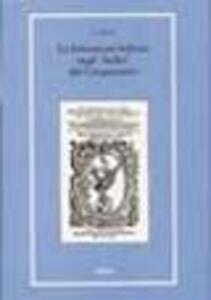La letteratura italiana negli «indici» del Cinquecento