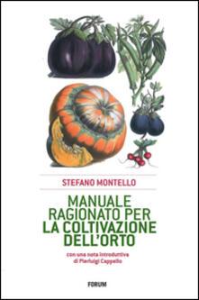 Steamcon.it Manuale ragionato per la coltivazione dell'orto Image