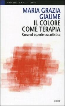 Equilibrifestival.it Il colore come terapia. Cura ed esperienza artistica Image