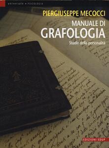 Manuale di grafologia. Studio della personalità
