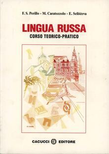 Steamcon.it Lingua russa. Corso teorico pratico Image
