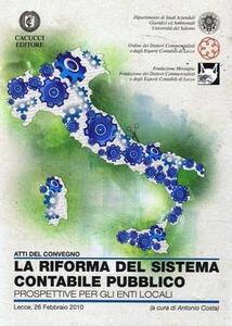 La riforma del sistema contabile pubblico. Prospettive per gli enti locali