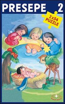 Rallydeicolliscaligeri.it Presepe. Libro puzzle. Vol. 2 Image