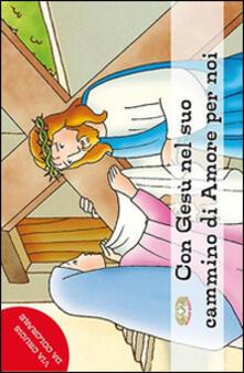 Daddyswing.es Con Gesù nel suo cammino di amore per noi. Via crucis da colorare Image