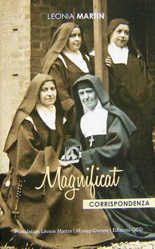 Magnificat. Corrispondenza di Leonia Martin - Leonia Martin - copertina