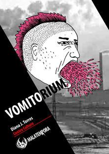Vomitorium - Diana J. Torres - copertina