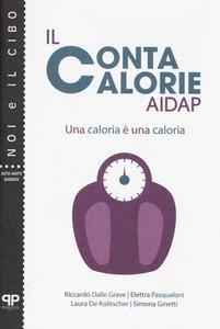 Il contacalorie AIDAP. Una caloria è una caloria