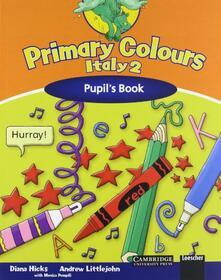 Winniearcher.com Primary colours Italy. Pupil's book. Per la Scuola elementare. Con espansione online. Vol. 2 Image