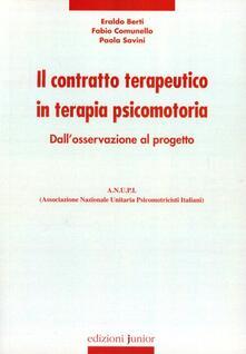 Ipabsantonioabatetrino.it Il contratto terapeutico in terapia psicomotoria. Dall'osservazione al progetto Image