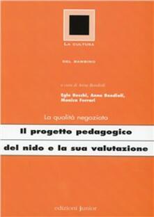 Antondemarirreguera.es Il progetto pedagogico del nido e la sua valutazione Image