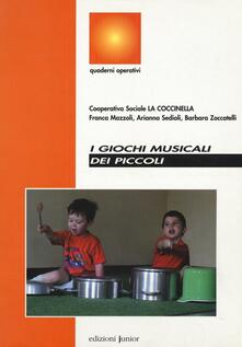 Lpgcsostenible.es I giochi musicali dei piccoli Image