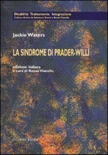 La sindrome di Prader-Willi - Jackie Waters - copertina