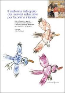 Il sistema integrato dei servizi educativi per la prima infanzia - copertina