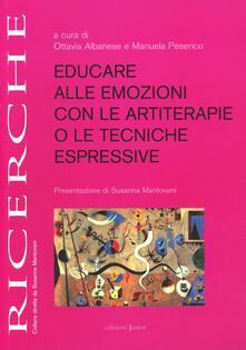 Winniearcher.com Educare alle emozioni con le artiterapie o le tecniche espressive Image
