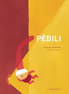 Pébili - Irene De Puig,Manuela Gomez - copertina