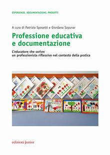 Voluntariadobaleares2014.es Professione educativa e documentazione. L'educatore che scrive: un professionista riflessivo nel contesto della pratica Image