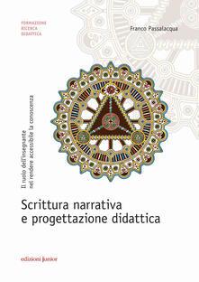 Warholgenova.it Scrittura narrativa e progettazione didattica. Il ruolo dell'insegnante nel rendere accessibile la conoscenza Image