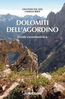 Listadelpopolo.it Dolomiti dell'Agordino. Guida escursionistica Image
