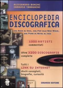 Equilibrifestival.it Enciclopedia discografica. Dal rock al soul, dal pop alla new wave, dal punk al metal al jazz Image