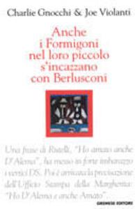 Anche i Formigoni nel loro piccolo s'incazzano con Berlusconi