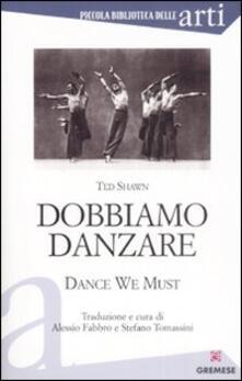 Cocktaillab.it Dobbiamo danzare-Dance we must Image