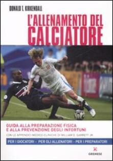 Daddyswing.es L' allenamento del calciatore. Guida alla preparazione fisica e alla pevenzione degli infortuni Image