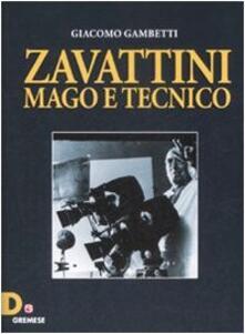 Winniearcher.com Zavattini. Mago e tecnico Image