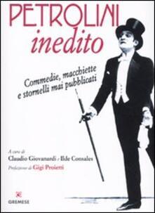 Promoartpalermo.it Petrolini inedito. Commedie, macchiette e stornelli mai pubblicati Image