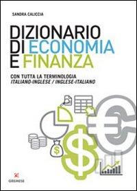Dizionario di economia e fi...